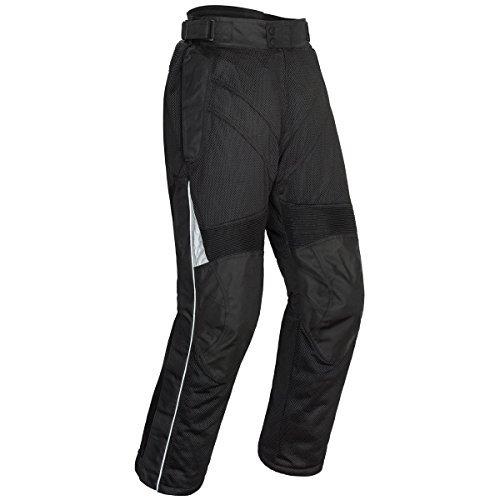 (Tour Master Venture Air 2.0 Men's Textile Street Motorcycle Pants - Black / Medium by Tourmaster)