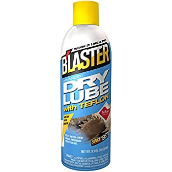 B'laster 16-TDL Advanced Dry Lube with Teflon - 9.3-Ounces