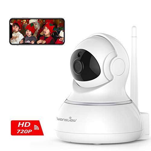 Wansview HD IP Camera, Wireless Home Security Surveillance W