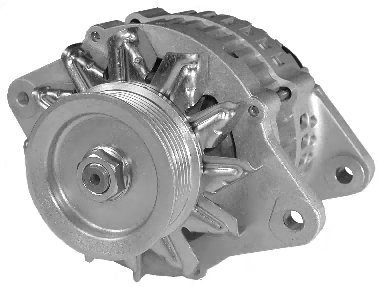 Alternator LR180-502 5.7L Isuzu 8970370640 12234 by Gladiator