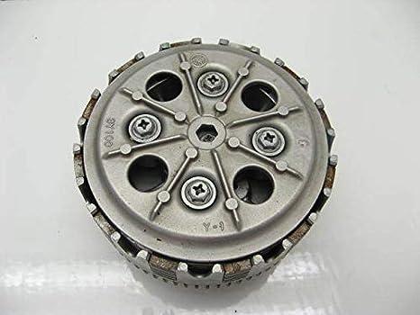 Areyourshop Kit de embrague de acero y placas de fricci/ón para Yamaha SRX250 SR250 XT250 1983-2000