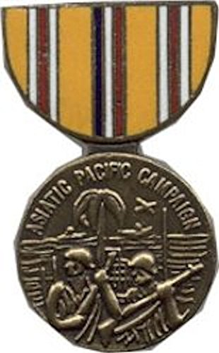 Asiatic Pacific Campaign Mini Medal Small (Asiatic Pacific Campaign Medal)