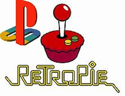 Raspberry Pi Xtreme Retropie Supreme Card - 6,490+ Games Plus PSX USB of 50 Top Selling PSX for Raspberry Pi 2, 3, - Master Color Station
