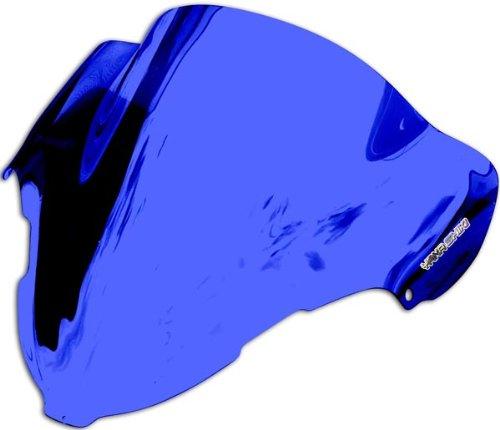 Blue Chrome Windscreen - 2