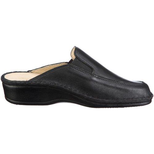 femme Noir Nero Chaussures Hans Collection Herrmann Siena 10 022053 UUTwOqv