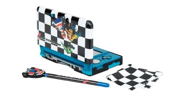 Ardistel - Kit Carcasa Mario Kart 7: Snap & Play (Nintendo ...