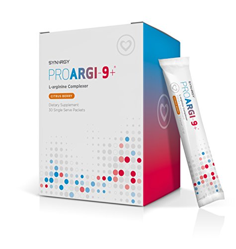 - Proargi 9 Plus L-arginine Citrus Berry 30 Packs