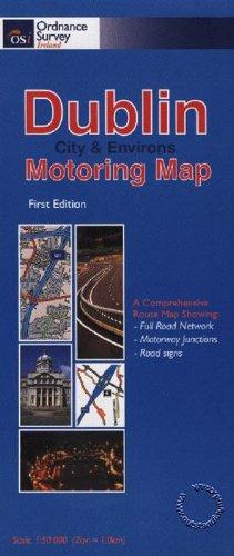 ireland motoring atlas - 8
