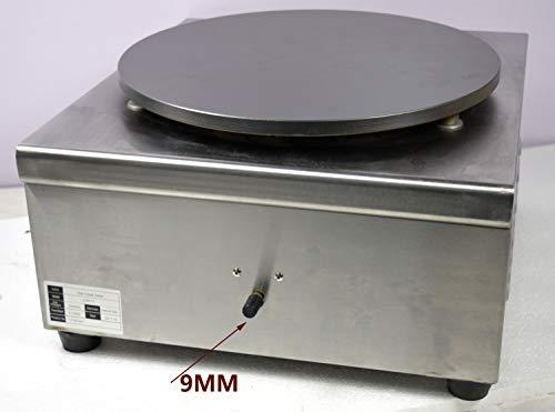 Intbuying Natural Gas Single Crepe Maker and Pancake Machine #134031 by INTBUYING (Image #4)