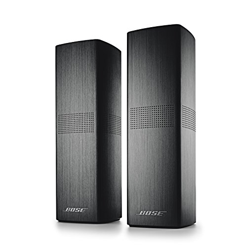 Bose Lifestyle 650 Home Entertainment System, works with Alexa – Black
