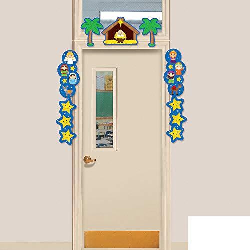 Nativity Door - Nativity Door Border