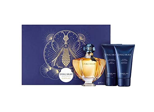 (Guerlain Shalimar 3-piece 2018 Holiday Gift Set New In Box)