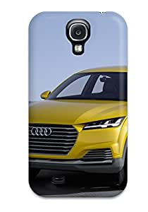 GXdSNoz1123hazqk Faddish Audi Concept 15 Case Cover For Galaxy S4