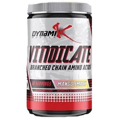 Dynamik Muscle Vindicate - Branch Chain Amino Acids (Mango Smash)