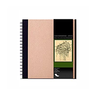Cottonwood Arts Recycled Notebook
