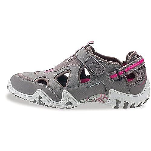 6cc22bc1fa9ce Allrounder Women's Felinda Sport Shoes, Grigio Suede/T Nubuck cheap ...