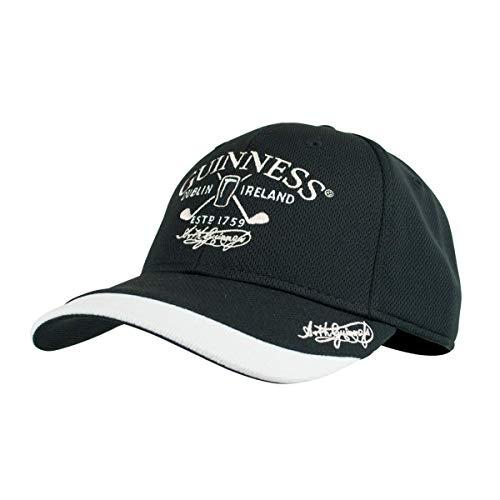Baseball Guinness (Guinness Adjustable Golf Baseball Cap Black)