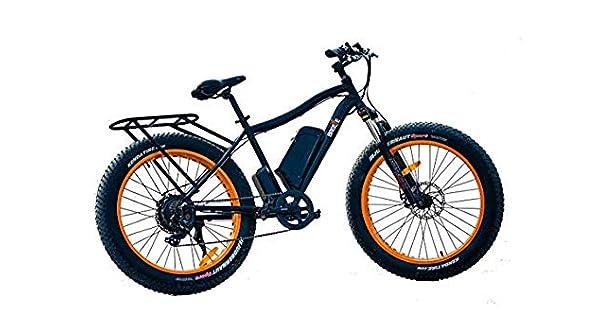 Amazon.com: Neumático eléctrico para bicicleta de montaña ...