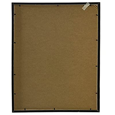 """Frame USA Architect Picture Frame, 18 x 24, Honey - Available in 4 great colors Molding is 3/4"""" wide and 3/4"""" deep Frame holds 18x24 image - picture-frames, bedroom-decor, bedroom - 413%2By4VCWOL. SS400  -"""