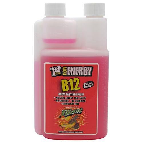 1st Step For Energy B12 128 Fl Oz (1 Gal) by 1st Step for Energy