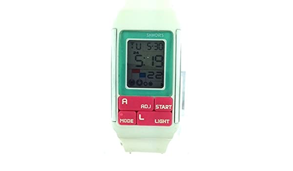 Amazon.com: Girls Digital Multi function Watch Dial color of band ...