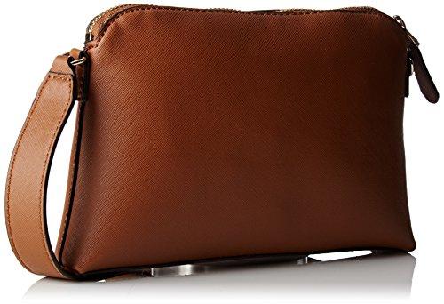 Guess - Hwvg6792140, Bolsos de mano Mujer, Marrone (Cognac), 3.7x34x36.5 cm (W x H L)