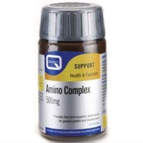 (12 PACK) - Quest - Amino Complex 500mg | 45's | 12 PACK BUNDLE