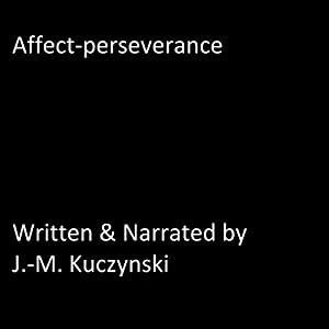 Affect Perseverance Audiobook