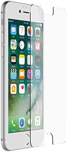 OtterBox ALPHA GLASS SERIES Screen Protector for iPhone 8/7/6s/6 (NOT Plus) - Retail Packaging - CLEAR