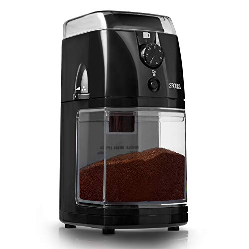 Secura Electric Burr Coffee