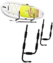 Pelican Sport - Wall Rack SUP - Up to 150Lbs (68kg) - Compact - Can Be Folded Back onto The Wall with The Swiv