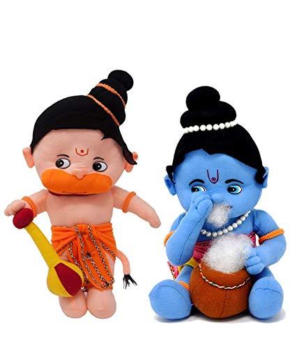 Kashish Trading Company Krishna Load &Lord Baal Hanuman 34 cm (B07S5Q61KL) Amazon Price History, Amazon Price Tracker