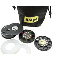 Holga Lens Turret Kit for Olympus OM-D E-M1 II E-PL8 E-PL7 PEN-F OM-D E-M10 II OM-D E-M5 II E-P5 E-PL6