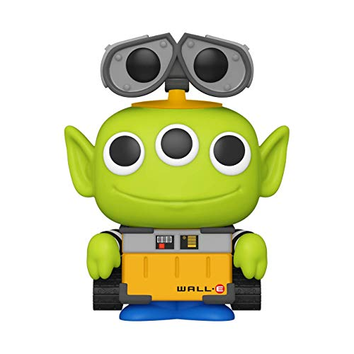 Funko-Pop Disney Pixar-Alien as Wall Anniversary Figura Coleccionable, Multicolor (48363)