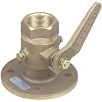 Perko 1-1/4 Seacock Ball Valve Bronze MADE IN THE USA
