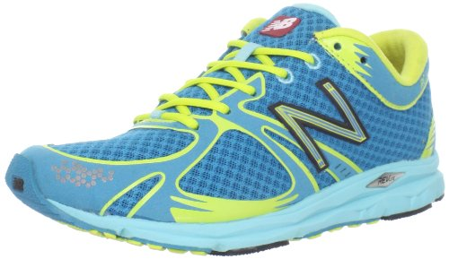 | New Balance Women's WR1400 Competition Running Shoe, Blue, 6.5 B US | Running