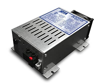 Iota Dls-27-25 24 Volt 25 Amp Automatic Battery Charger / Power Supply