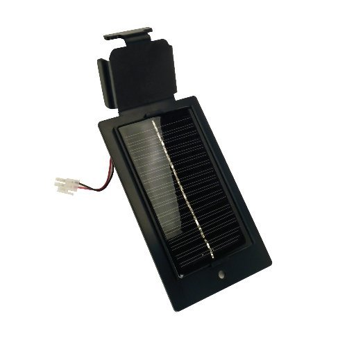 GSM Outdoors BL-R680-S  American Hunter Solar Charger for R-Kit, 6V