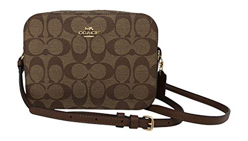 Coach Mini Camera Crossbody Shoulder Bag