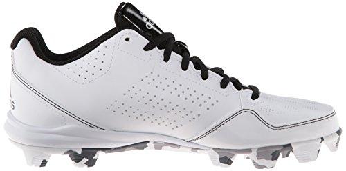 Blanc noir Wheelhouse M Taquet 2 Performance Us metallic 6 White Softball silver black W argent mã©tallique Adidas YqSCF