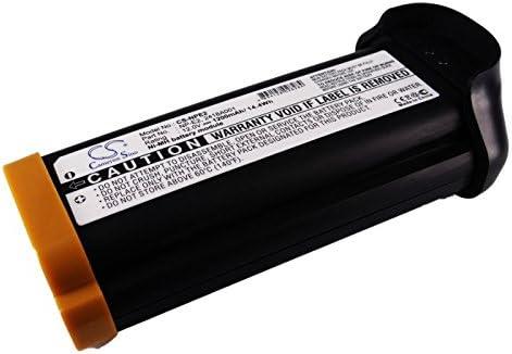 1200mAh Ni-MH 12V Battery for Canon EOS-1V
