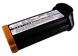 Batería para Canon EOS-3, 12V, 1200mAh, Ni-MH