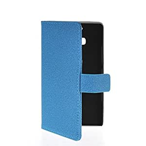 GETLAST [Blue] Stand Feature Beautiful Magnetic Buckle Wallet Leather Case Cover For Nokia Lumia Icon 929