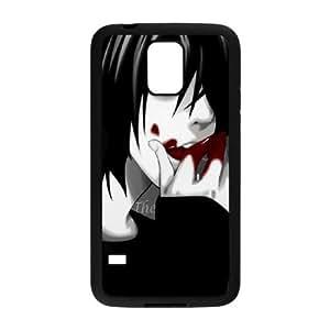 Death Note Samsung Galaxy S5 Cell Phone Case Black TREB6031726984262
