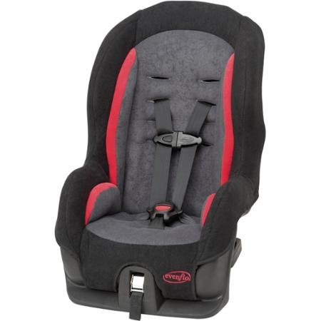 Evenflo - Tribute Sport Convertible Car Seat, Gunther Keep any Child Safe Whether Going to School or on a Trip