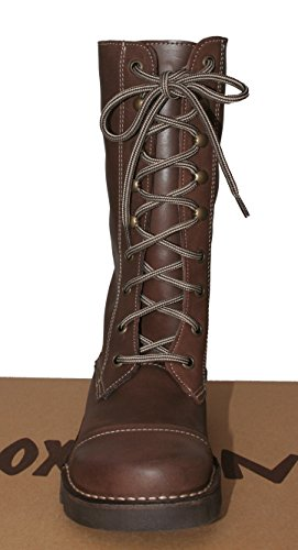 Stitch Model Boot Brown Down Oxygen Wedge Tamar UnqdIIP