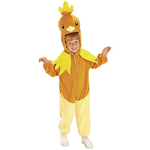 Pokemon Costume Fleece Torchic Child Small