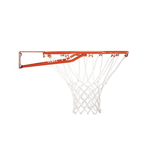 Lifetime 1269 Pro Court Height Adjustable Portable Basketball System, 44 Inch Backboard by Lifetime (Image #3)