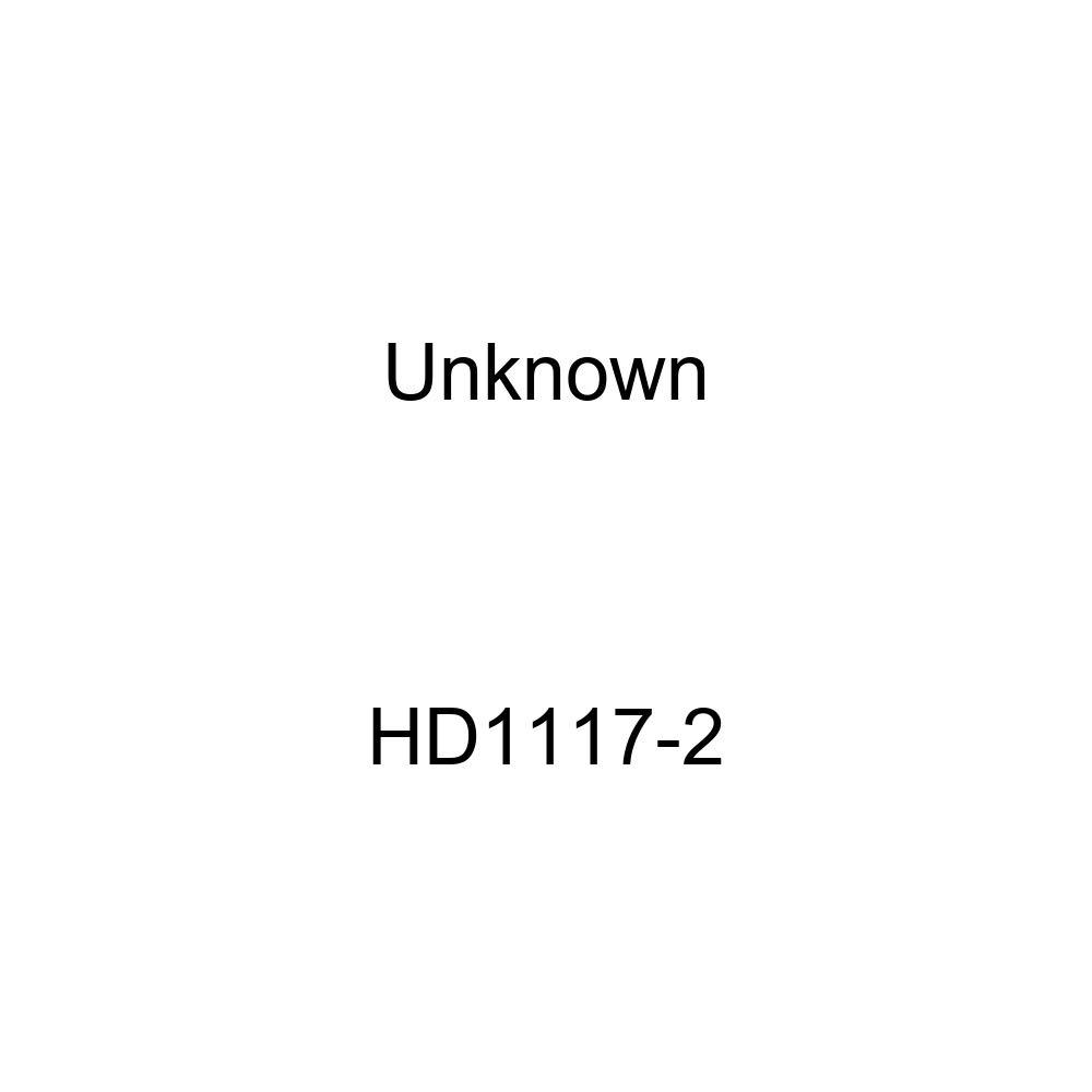 Topline (HD1117-2) Chromed Round Horn Cover