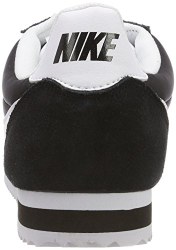 Sneakers White Women's Black Black Nike WMNS Classic Cortez Top Nylon Low nOT0A